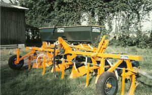 furrow disc plough